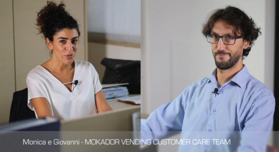 Customer Care Vending Italy